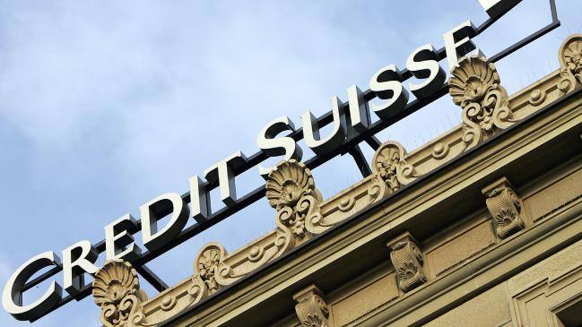 Credit Suisse accused of spying on star banker